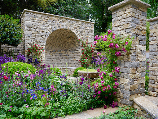 A Very English Garden | RHS Chelsea Flower Show 2018